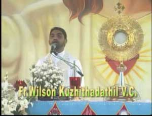 Marian Convention speech by Fr.Wilson Kuzhithadathil V.C part 1