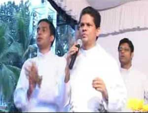 Potta Popular Mission Convention at St.John the Baptist Chruch  2011 part 3