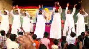 Potta Popular Mission Convention at St.Sebastin Chruch Bolghatty 2011 part 2