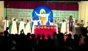 Potta Popular Mission Convention at St.Sebastin Chruch Bolghatty 2011 part 6